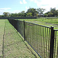Aluminium Fencing - The Fence Place