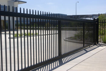 Electric Amp Security Gates The Fence Place