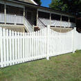 Timber Fencing - The Fence Place